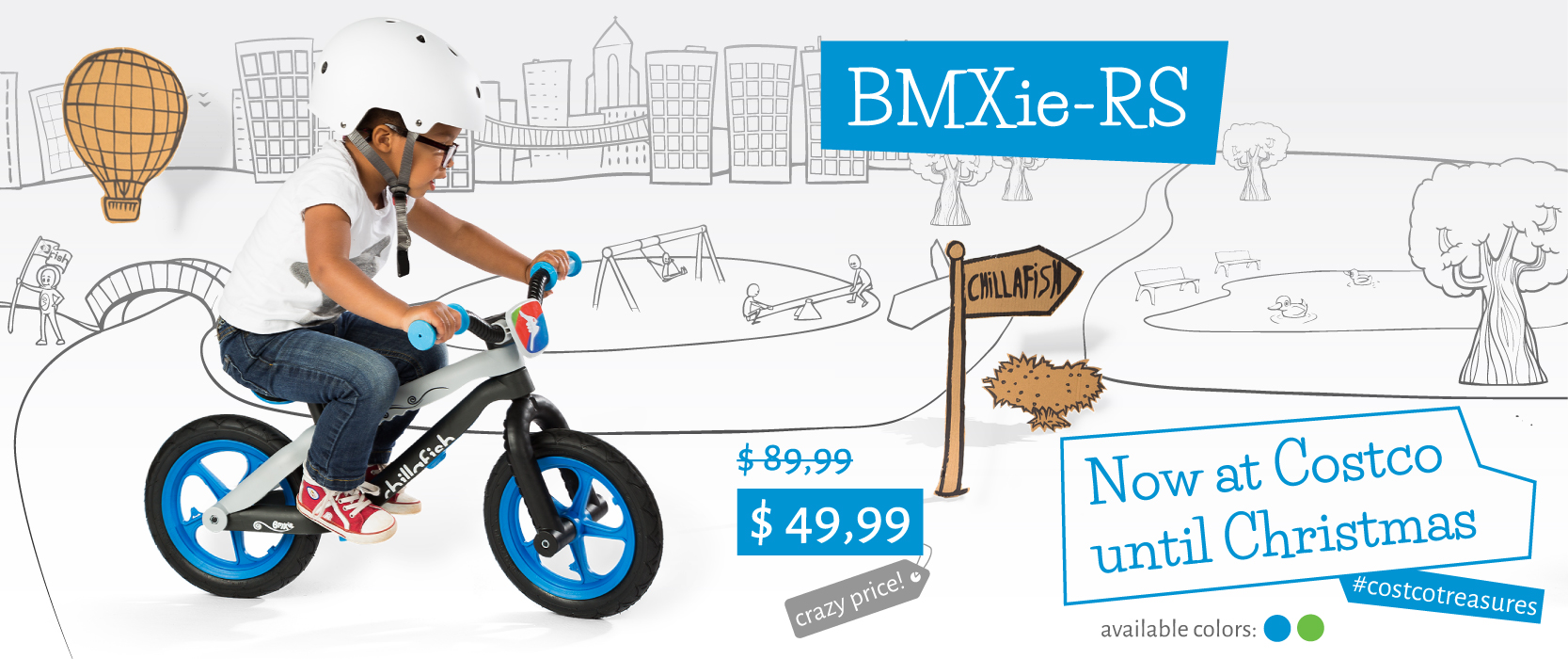 BMXie-RS now at Costco