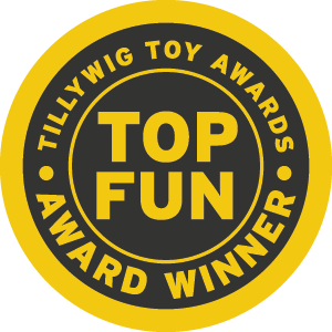 Tillywig Toy Awards Top Fun Winner