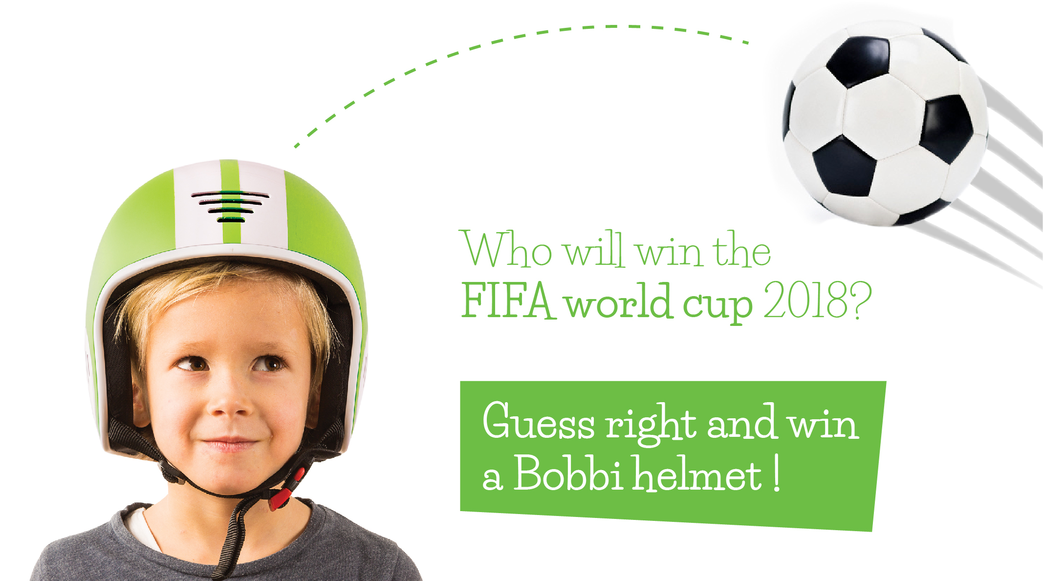 FIFA World Cup 2018 Bobbi Giveaway
